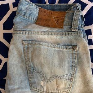 Men's guess jeans size 31